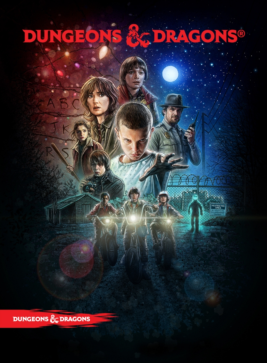STRANGER THINGS Y D&D